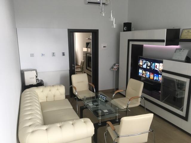 Lovehome AS - умный дом шоурум в Краснодаре интерьер