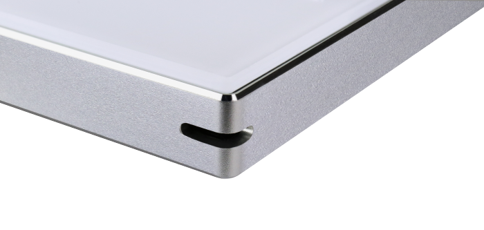 HDL iTouch с новой алюминиевой рамкой